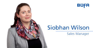 Siobhan Wilson - Sales Manager